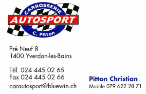 AutoSport Pitton