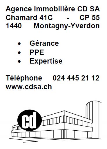 Agence CD SA