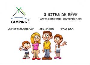 Camping Club Yverdon