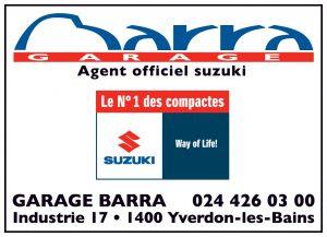 GARAGE BARRA