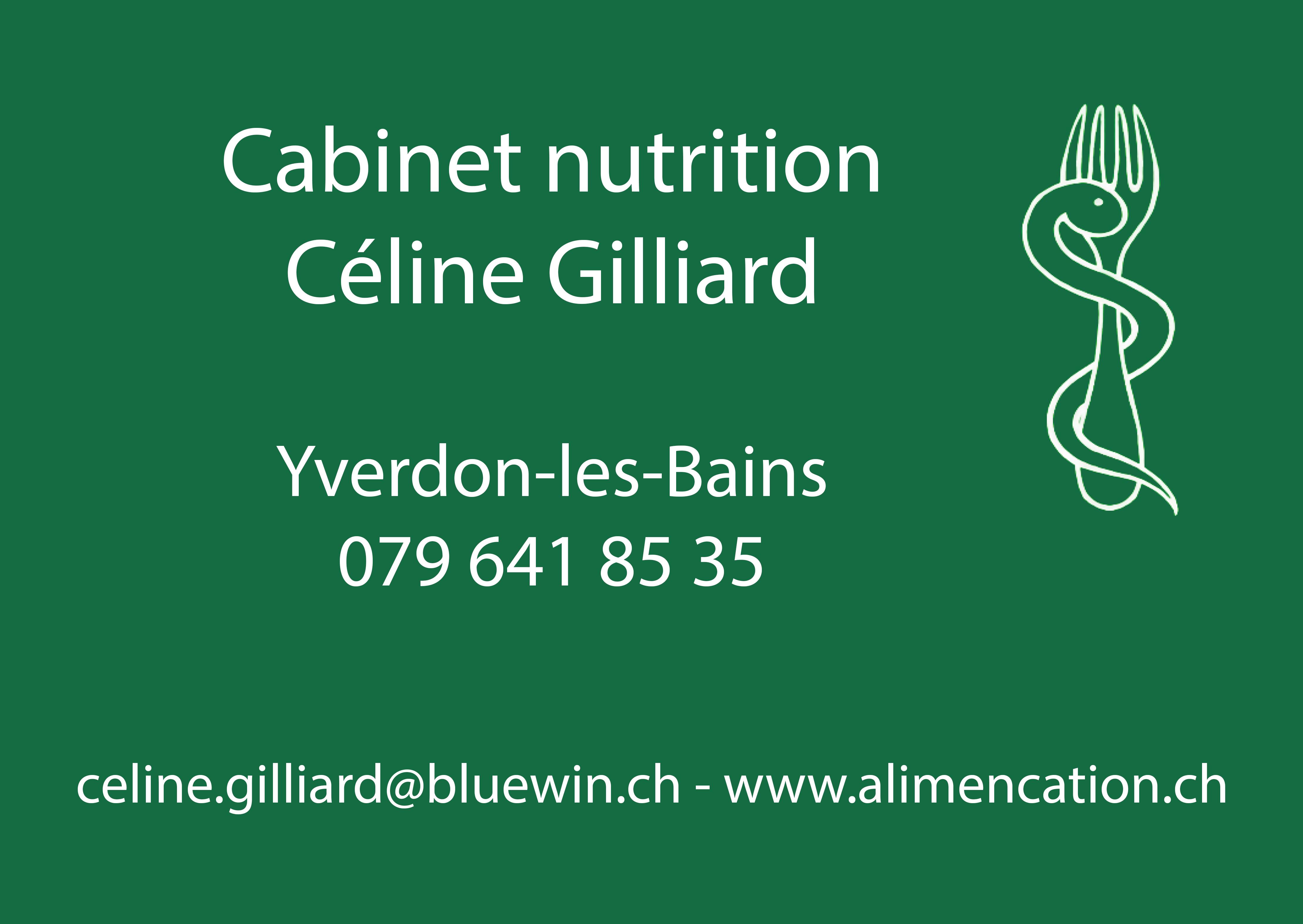 Cabinet Nutrition Gilliard