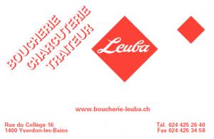 Boucherie Leuba