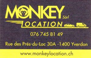Monkey Location