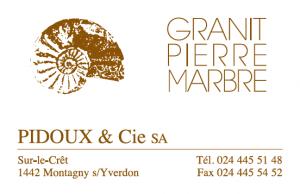 Pidoux & Cie